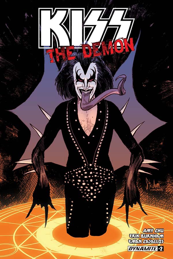 Preview: Kiss: The Demon #2