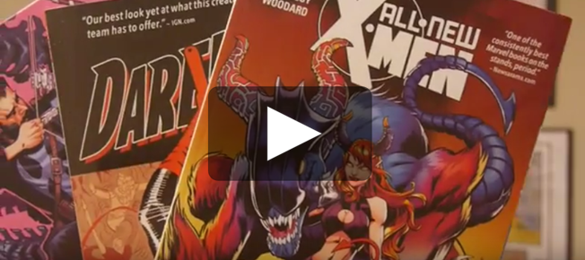 Marvel Weekly Graphic Novel Review: All-New X-Men, Daredevil, and Doctor Strange