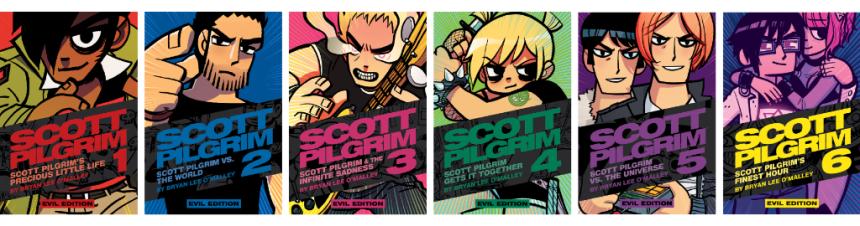 scott-pilgrim-volumes-1-6