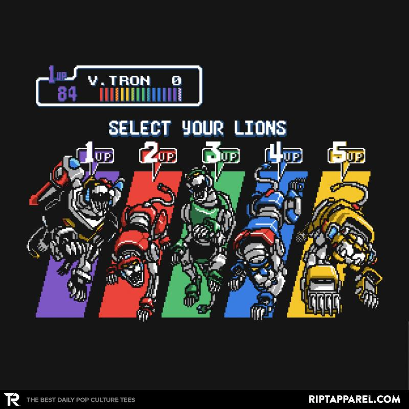select-your-lions