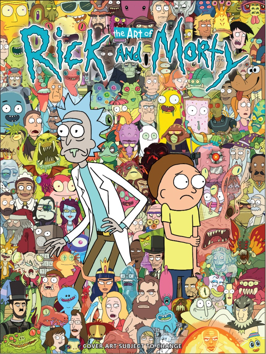 the-art-of-rick-and-morty