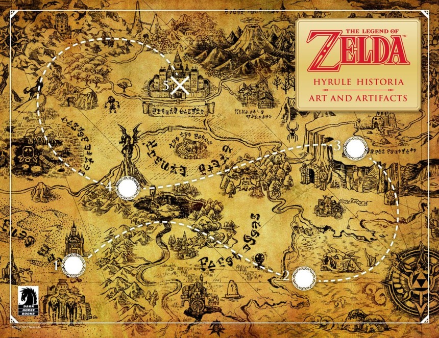 the-legend-of-zelda-barnes-noble-map