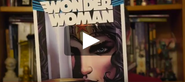 DC Weekly Graphic Novel Review: Wonder Woman Vol. 1: The Lies