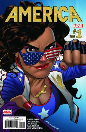 America_1_Second_Printing_Cover