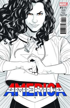 America_1_Second_Printing_McKelvie_Cover