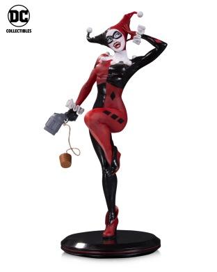 Harley Quinn_DC Cover Girls_Joelle Jones