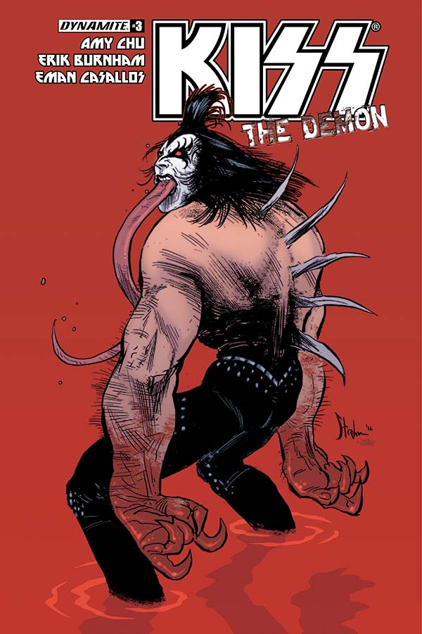 Preview: Kiss: The Demon #3