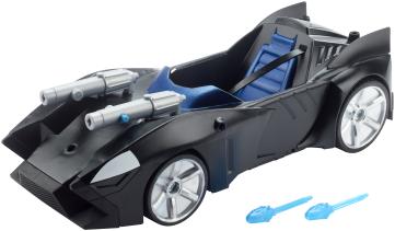Mattel_Justice League Action Twin Blast Batmobile Vehicle