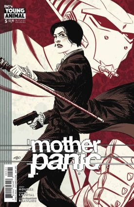 MotherPanicCover