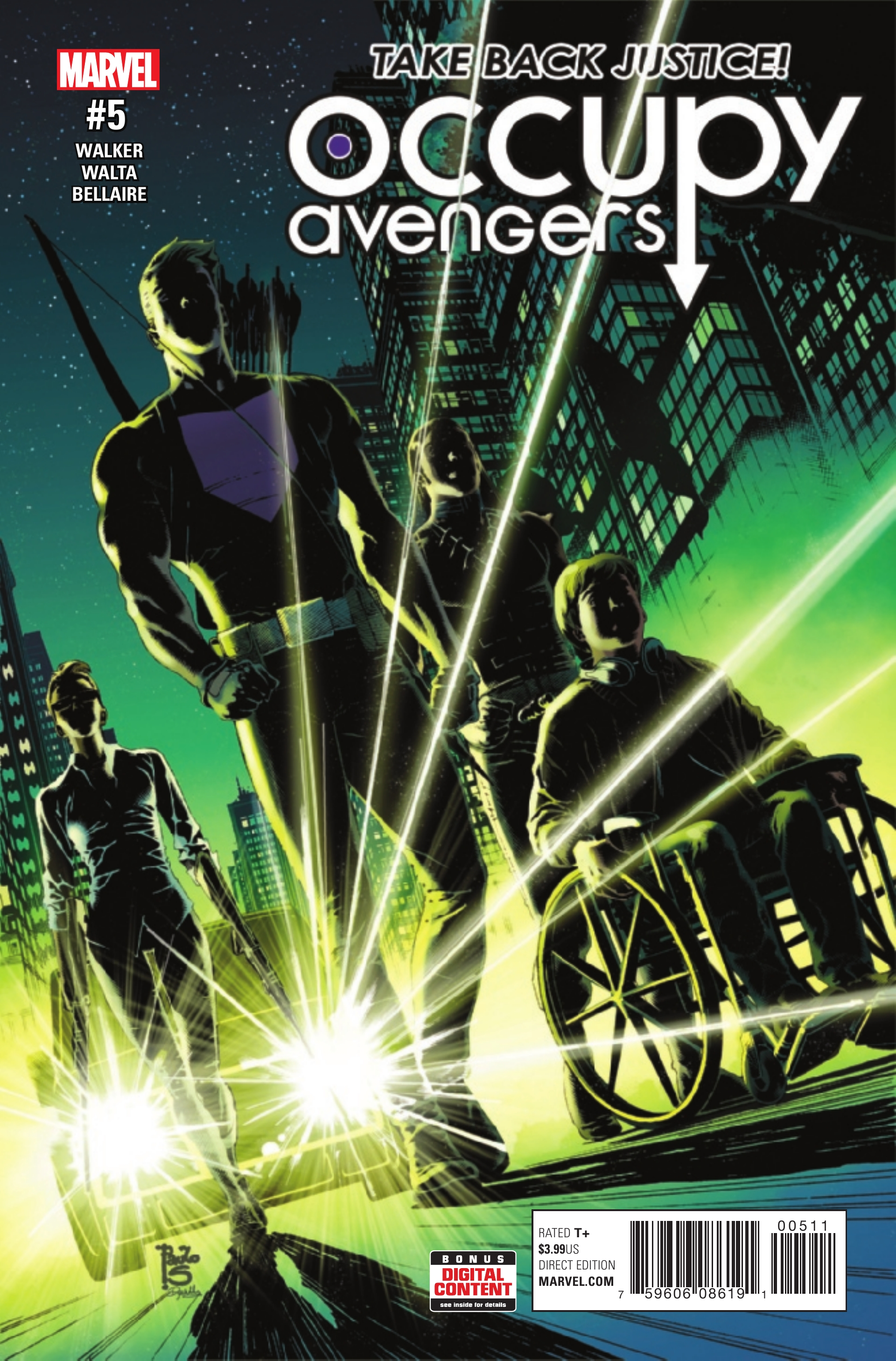 Preview: Occupy Avengers #5