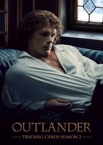 Outlander Trading Cards Season 2 Promo Card P3