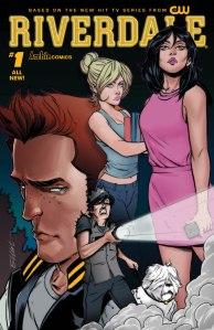 Riverdale #1_FernandezVar