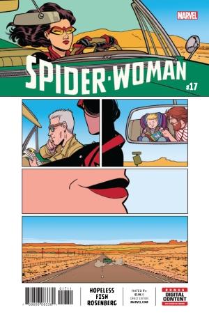 SpiderWoman17Cover