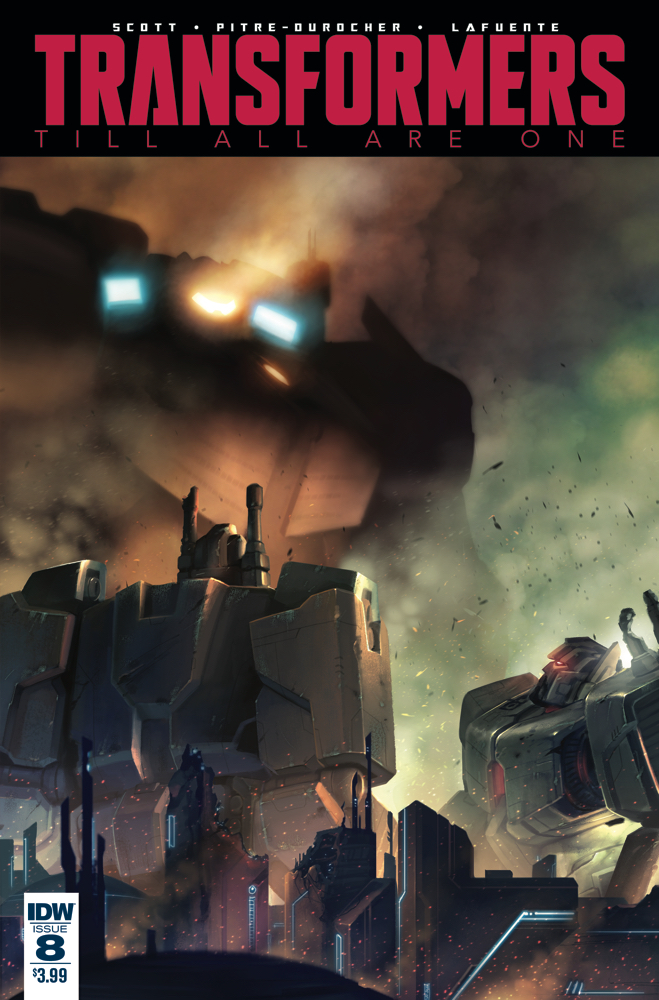Preview: Transformers: Till All Are One #8