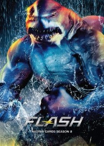 The Flash Trading Cards Season 2 Promo Card P2