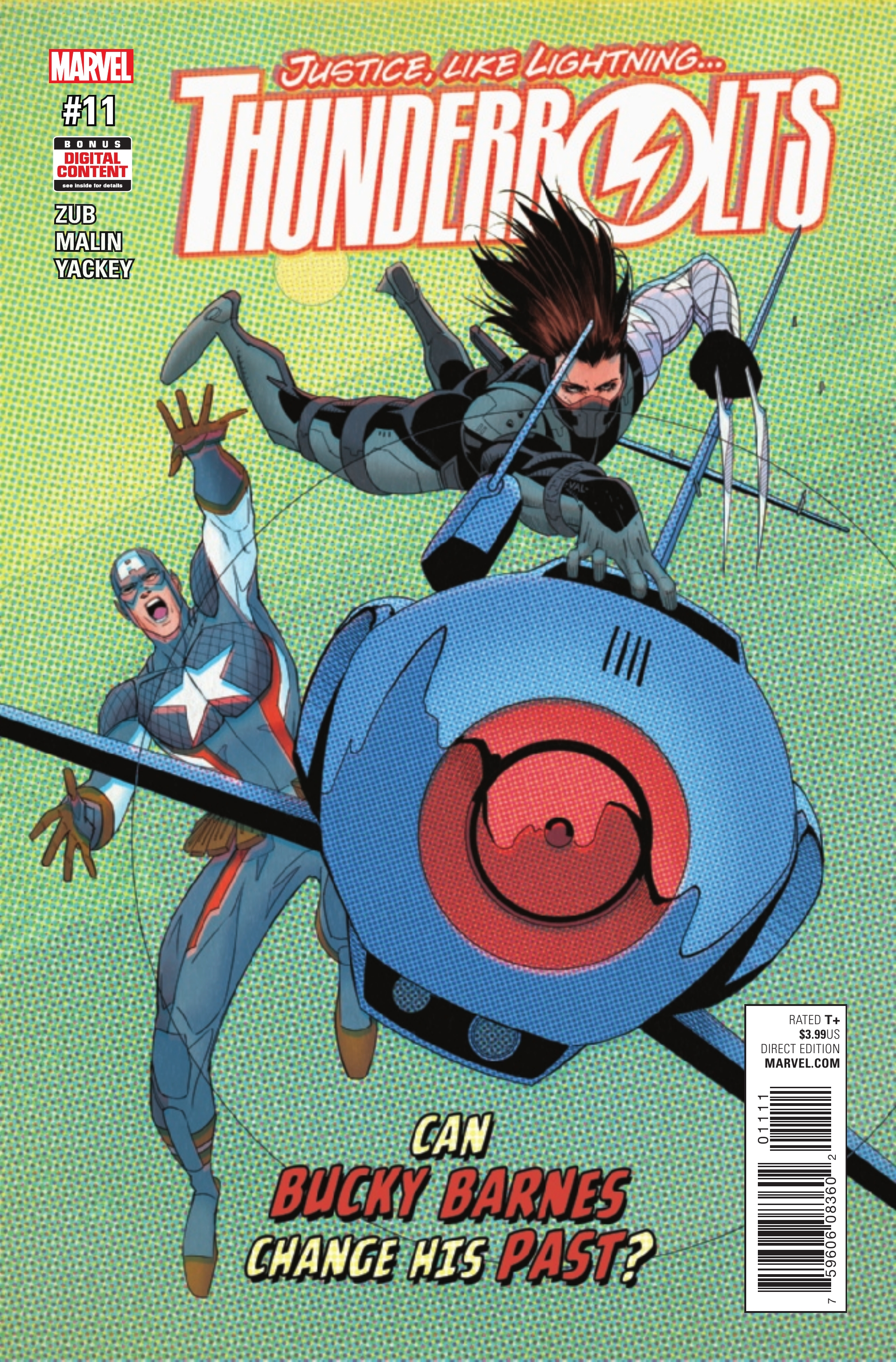 Preview: Thunderbolts #11