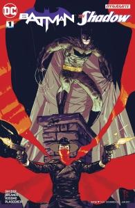Batman The Shadow