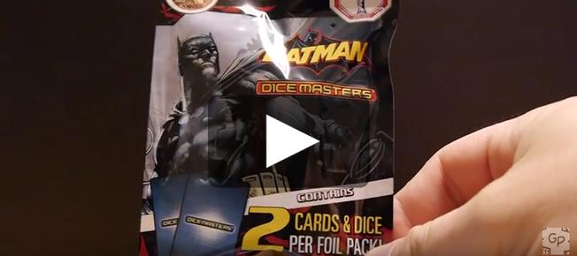 Unboxing: WizKids' DC Comics Dice Masters Batman Gravity Feeds