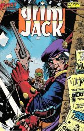 First Comics Grimjack 3 Mike Gold Editor