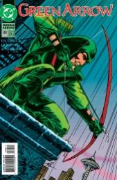 Green Arrow Mike Gold Editor