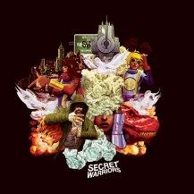 Secret_Warriors_1_D'Alfonso_Hip-Hop_Variant