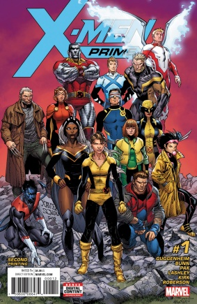 X-Men_Prime_Second_Printing