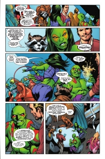 GUARDIANS OF THE GALAXY MOTHER ENTROPY #1 6