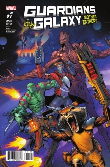GUARDIANS OF THE GALAXY MOTHER ENTROPY #1-