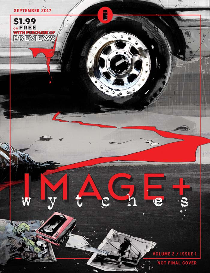Image+ Gets an Ongoing Wytches Comic, Ed Piskor Strip, and More Content
