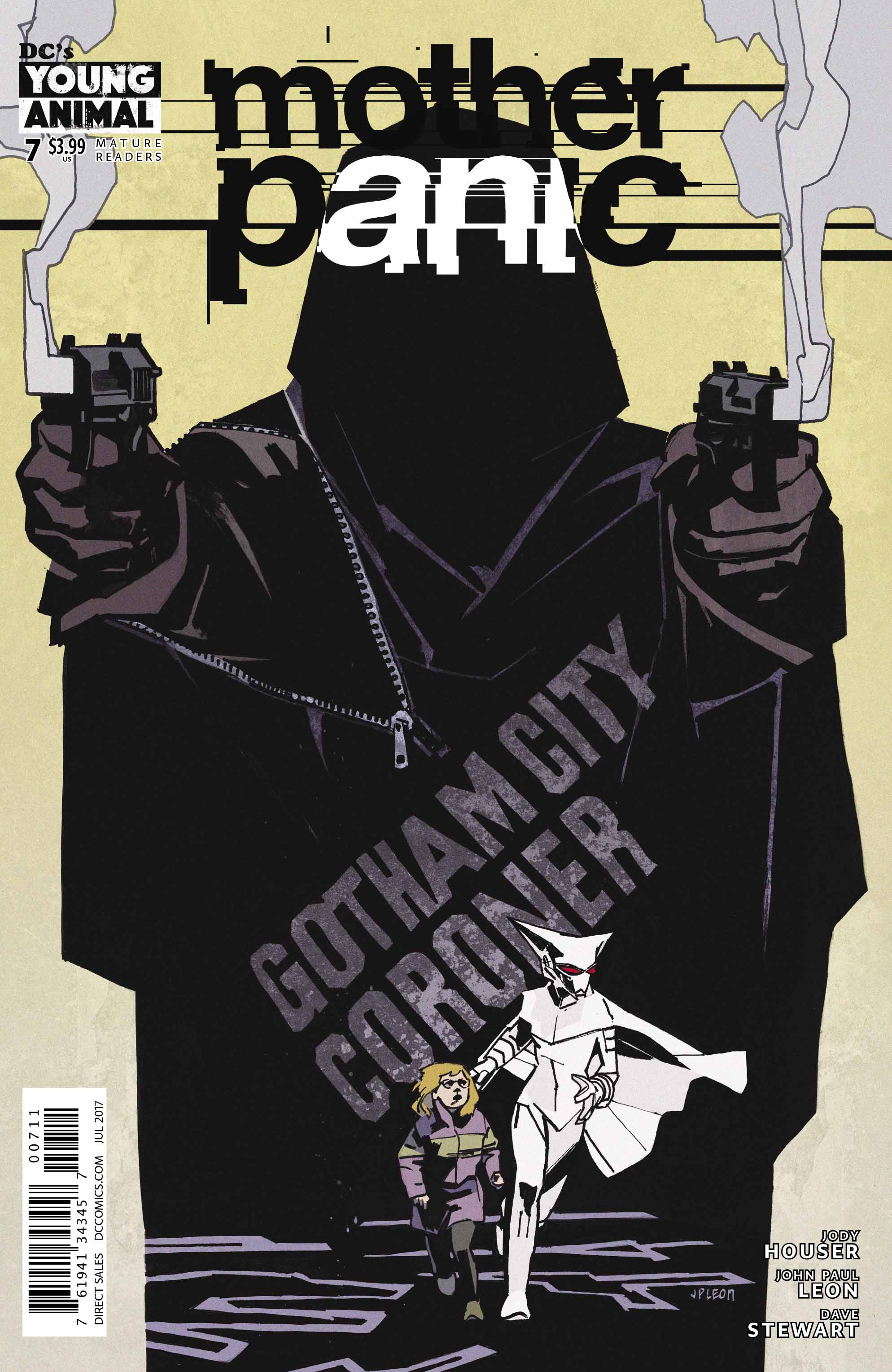 Preview: Mother Panic #7