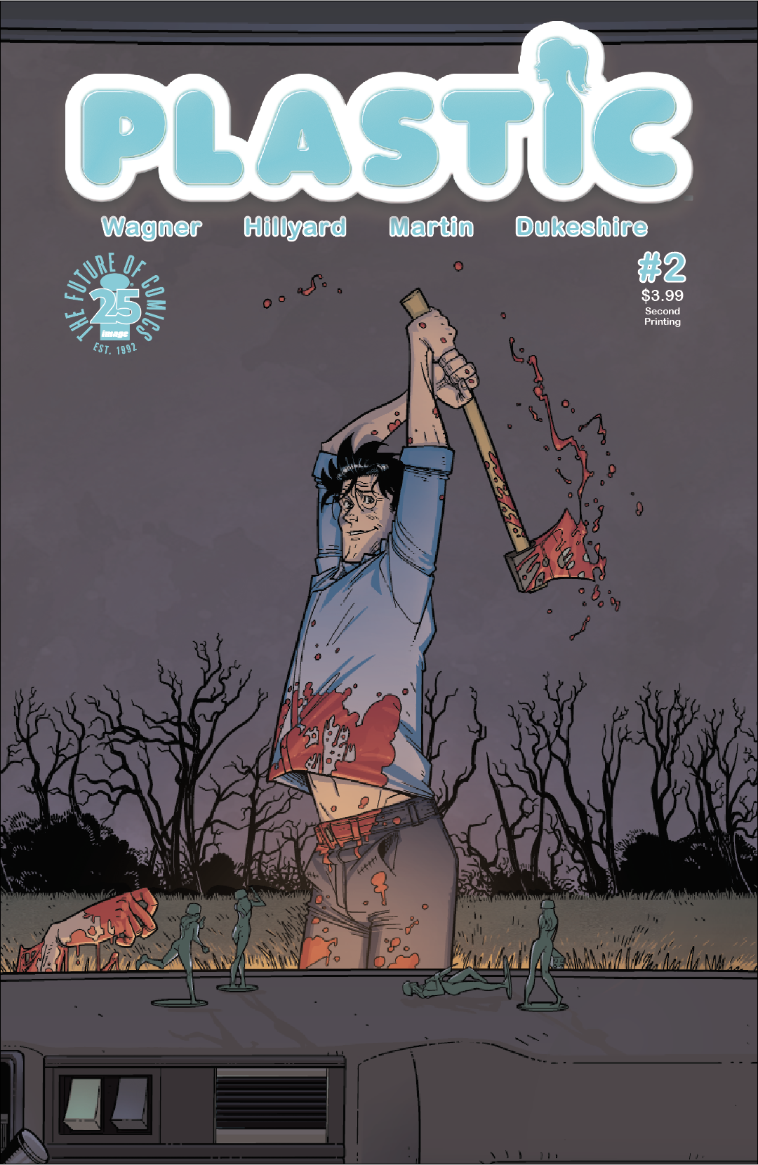 Hit Series Plastic Rushed Back to Print
