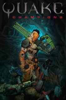 Quake #1 Cover C by Fabio Listrani