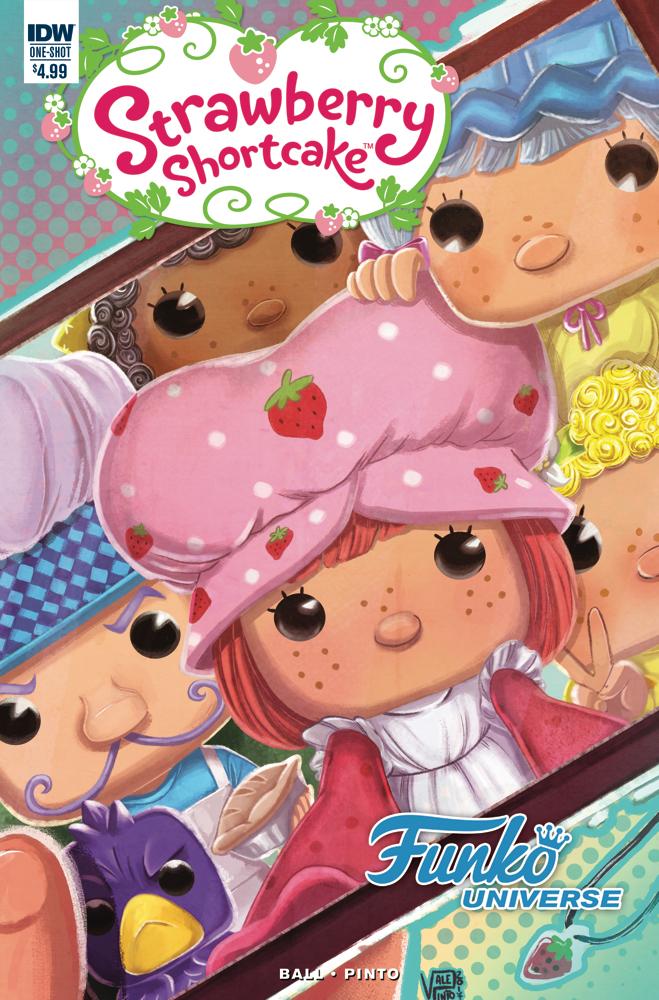 Preview: Strawberry Shortcake: Funko Universe