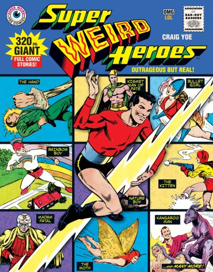 SuperWeirdHeroes
