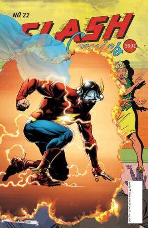 Happy 75th Anniversary, Flash! Theflash22cover-e1495163587648
