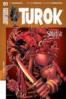 Turok #1 1