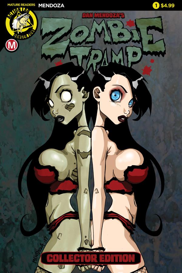 Zombie Tramp: Origins Remasters Janey Belle's First Adventures
