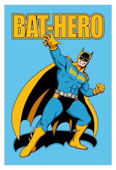 Chip Zdarsky-Bat Hero