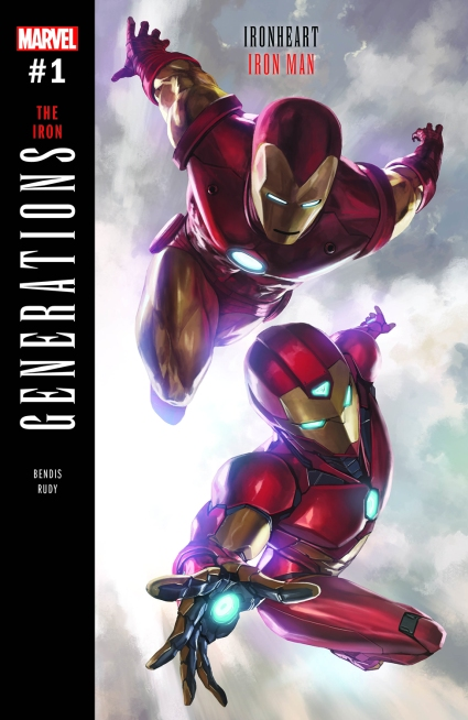 Generations_The Iron_Cvr