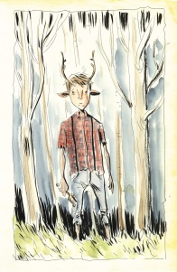 Jeff Lemire SWTO Comission web