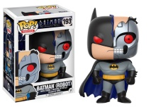 Pop! Heroes Animated Batman 6