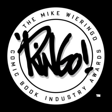 Mike Wieringo Comic Book Industry Awards