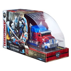 TRANSFORMERS THE LAST KNIGHT VOYAGER CLASS OPTIMUS PRIME Figure_pkg