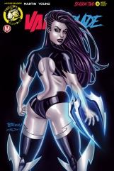 Vampblade Season 2 #4 Cover C