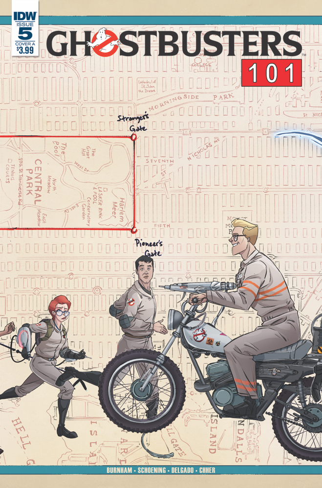 Preview: Ghostbusters 101 #5