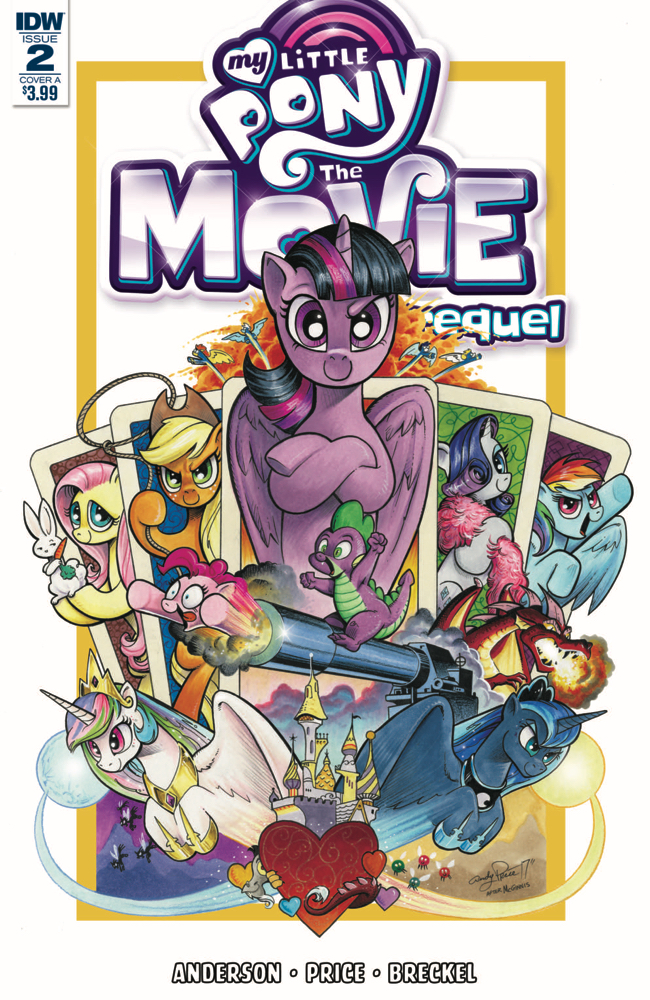 Preview: My Little Pony: The Movie Prequel #2