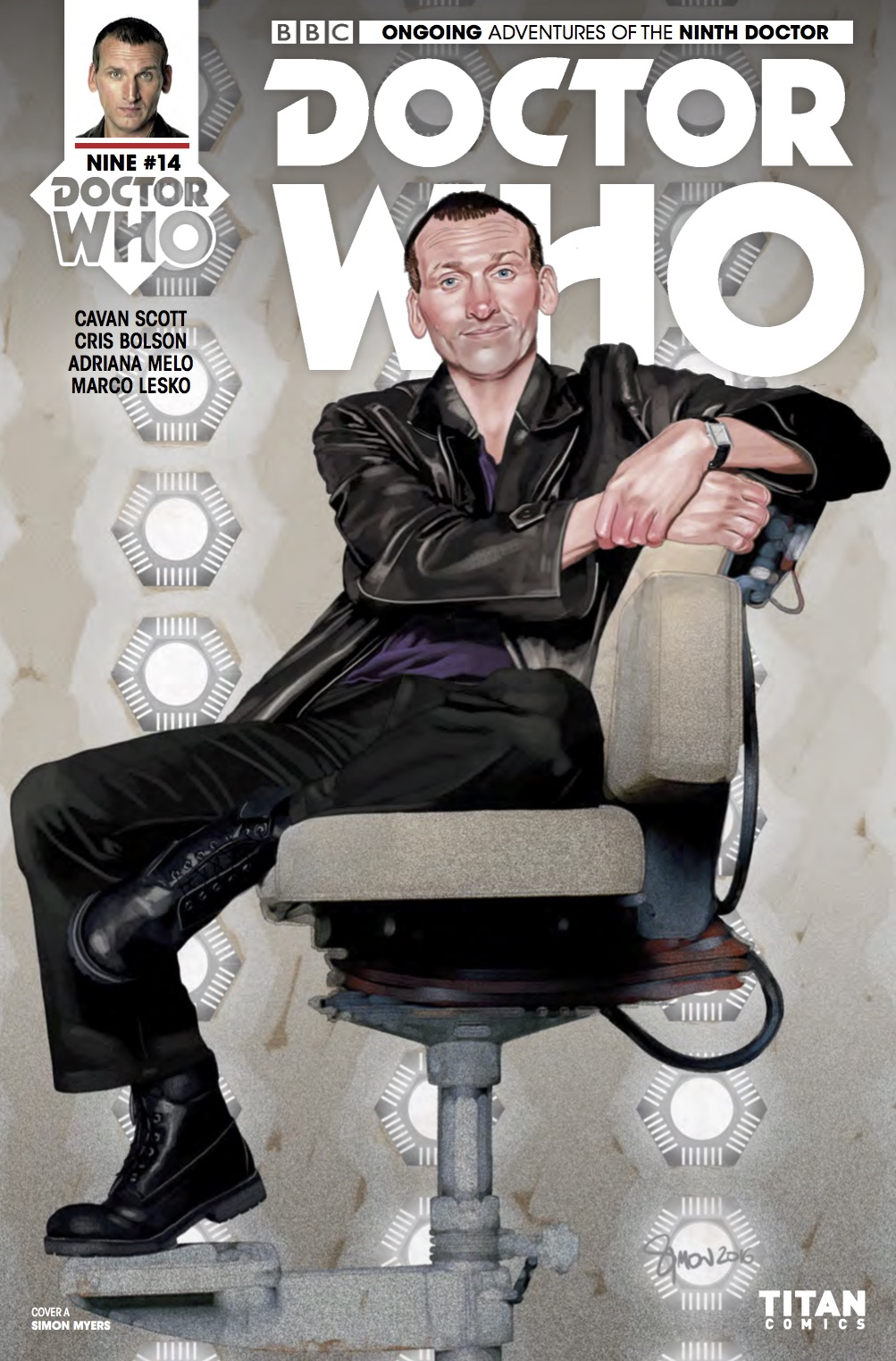Preview: Doctor Who: The Ninth Doctor #14