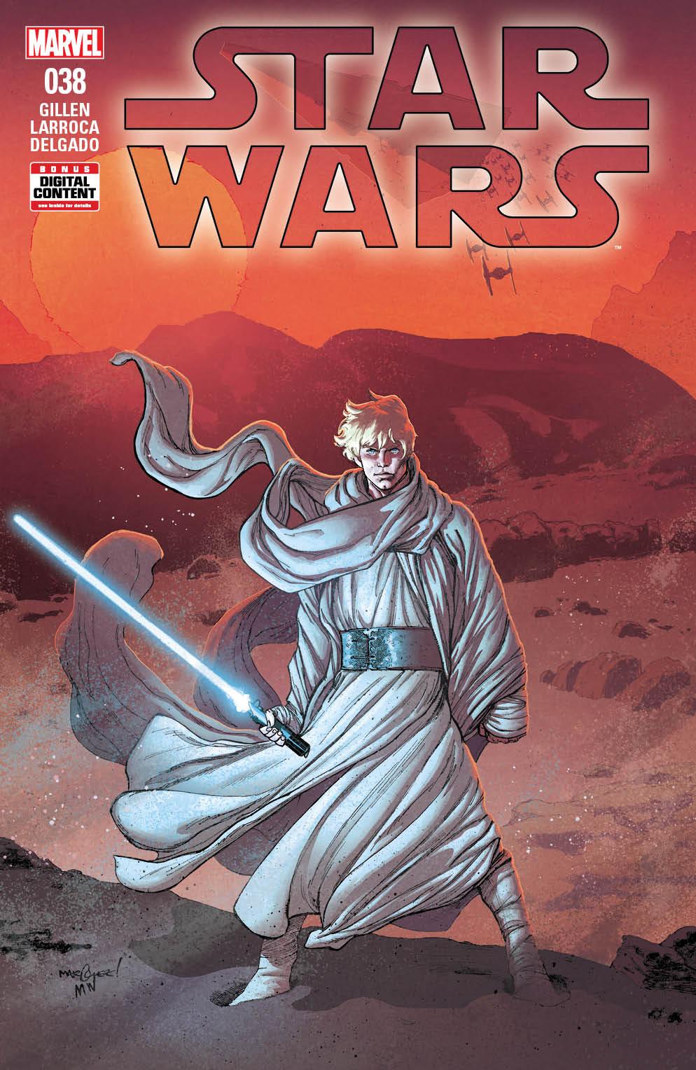 Kieron Gillen and Salvador Larocca Unleash a New Story in Star Wars #38!