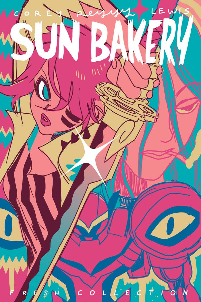 Indie Breakout Hit Sun Bakery Gets Paperback Collection, New
