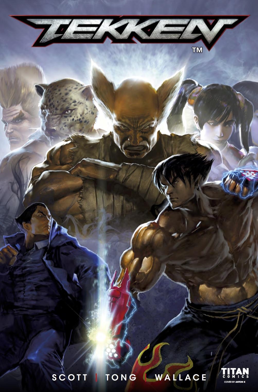 Preview: Tekken #3 (of 4)